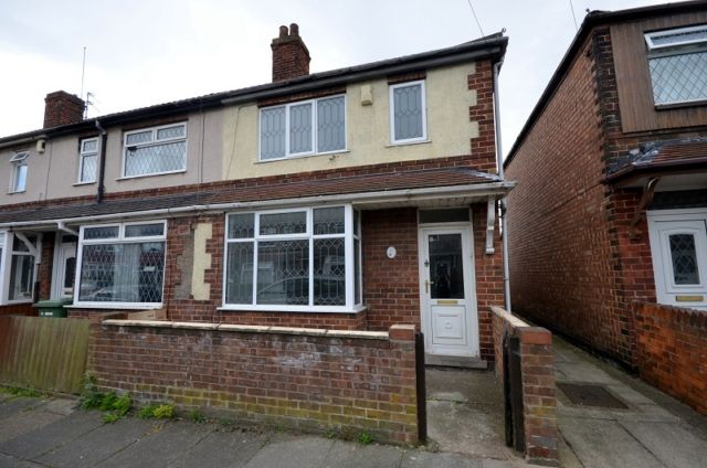 Thumbnail Terraced house to rent in Spring Bank, Grimsby
