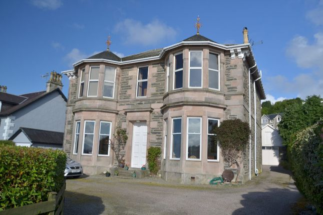 Thumbnail Flat for sale in Shore Road, Innellan, Dunoon