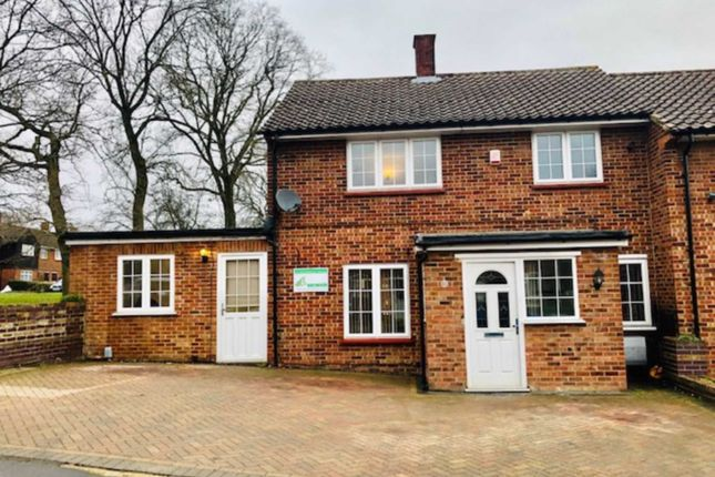 Thumbnail Semi-detached house to rent in Lindenhill Road, Bracknell