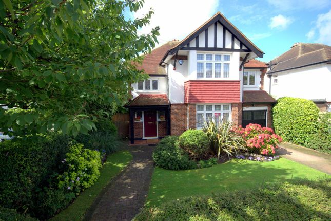 Thumbnail Detached house for sale in Westbury Road, New Malden