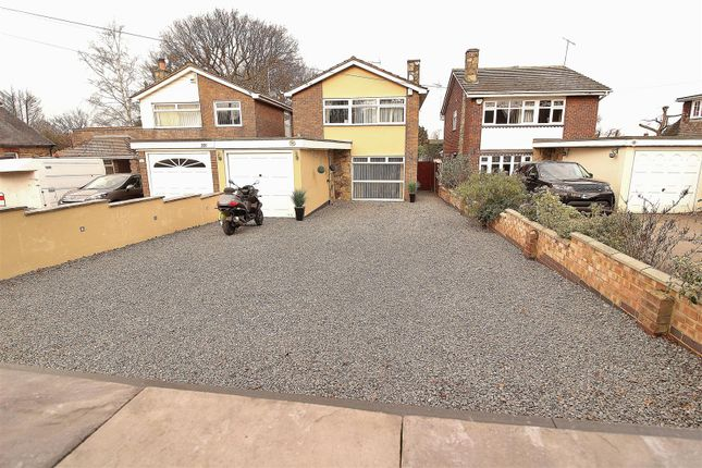 Thumbnail Detached house for sale in Kiln Road, Hadleigh, Benfleet