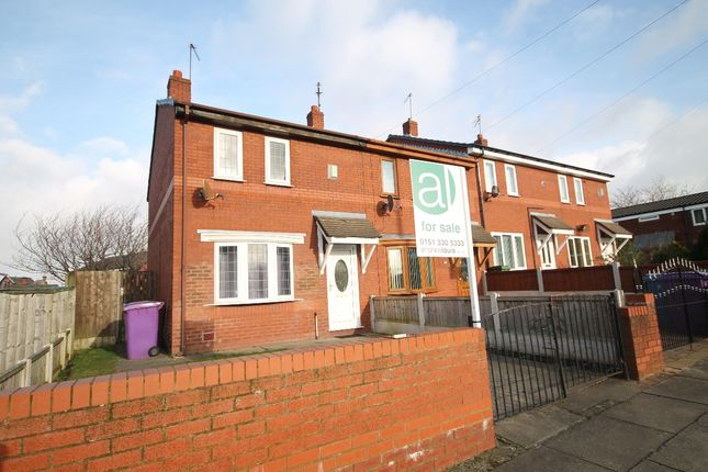 Thumbnail Terraced house to rent in Elms House Road, Old Swan, Liverpool
