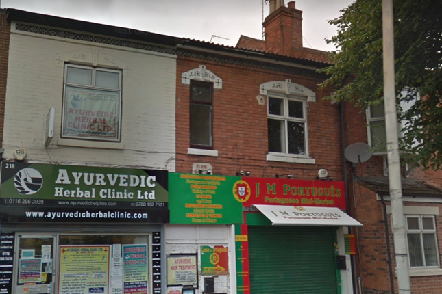 Thumbnail Flat to rent in Melton Road, Leicester, Leicestershire