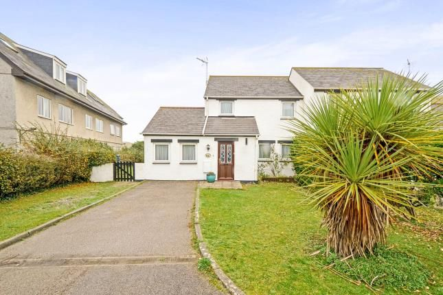 4 bed semi-detached house for sale in Perranporth, Cornwall