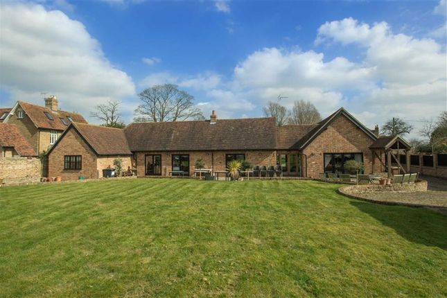 Thumbnail Detached house for sale in Chapmore End, Ware, Hertfordshire