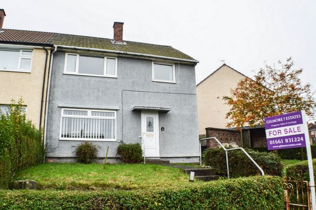 Terraced house for sale in Parkwood Avenue, Prudhoe