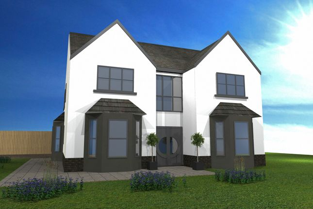 Thumbnail Detached house for sale in The Mulberry Grove, Llanarthne