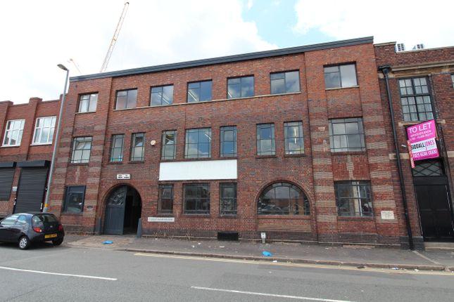 Thumbnail Office to let in Great Hampton Row, Hockley, Birmingham
