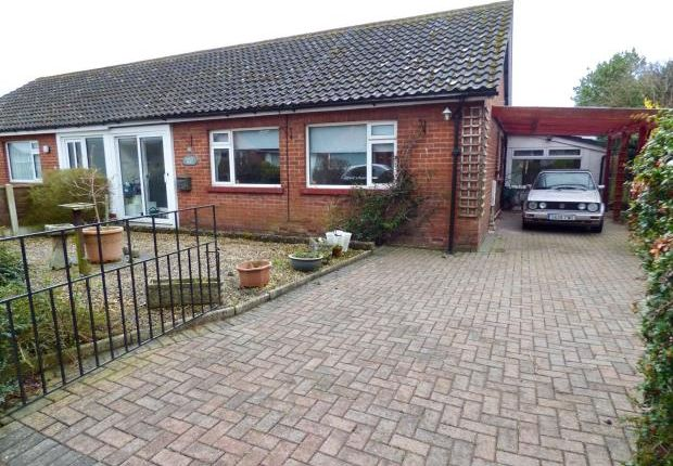 Thumbnail Semi-detached bungalow for sale in Millcroft, Carlisle, Cumbria