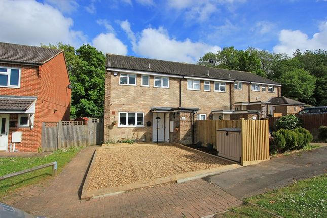 Thumbnail Semi-detached house for sale in Caxton Close, Hartley, Longfield
