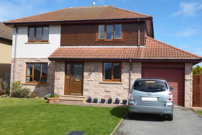 Thumbnail Detached house for sale in Headland Rise, Elgin