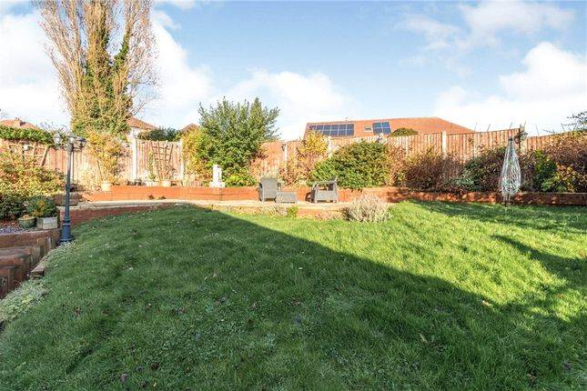 Back Garden of Cantley Avenue, Gedling, Nottingham NG4