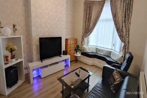 Thumbnail Room to rent in Lenthall Street, Liverpool