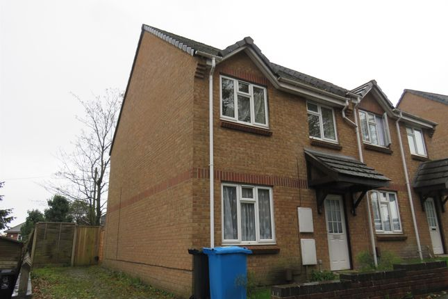 3 bed semi-detached house for sale in Jellicoe Close, Parkstone, Poole BH14
