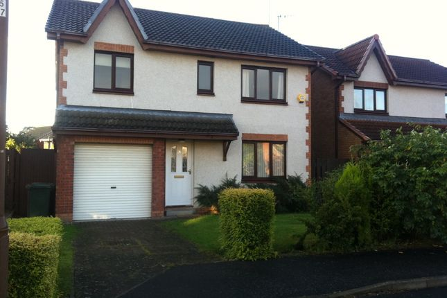 Thumbnail Detached house to rent in Guardwell Crescent, Liberton, Edinburgh