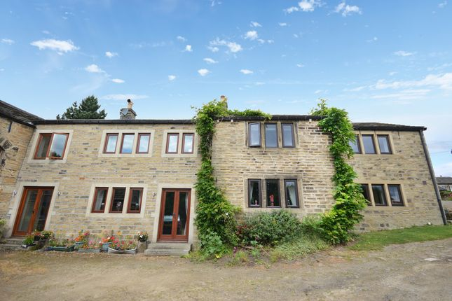 3 bed semi-detached house for sale in Hill, Holmfirth, Huddersfield