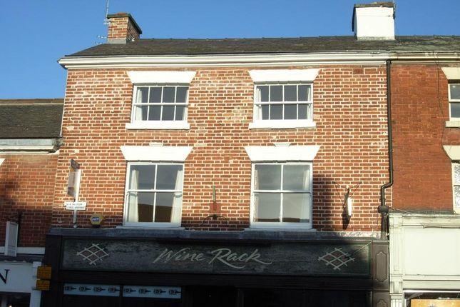 2 bed flat to rent in Market Street, Ashby-De-La-Zouch LE65