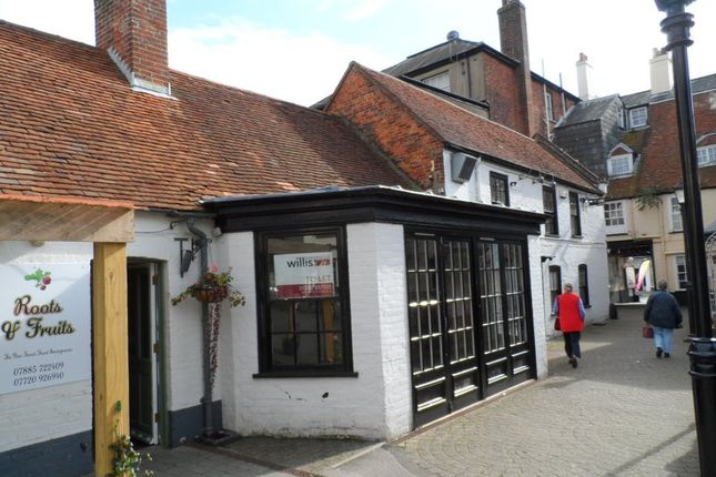 Thumbnail Restaurant/cafe to let in The Former Blue Pig Public House, Angel Yard, Lymington