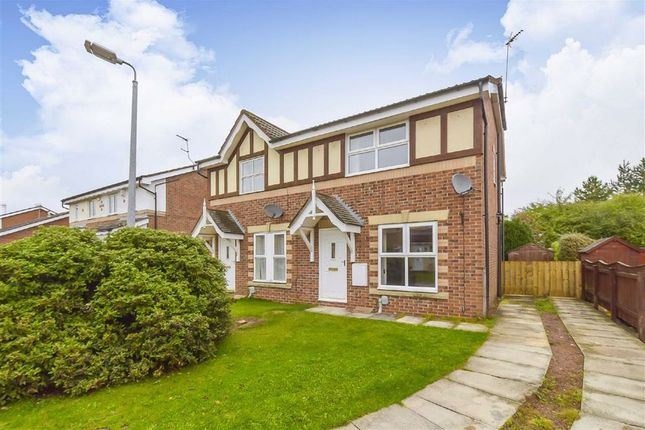 Thumbnail Semi-detached house to rent in Marchant Close, Beverley