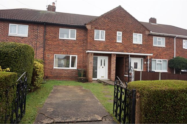 Thumbnail Terraced house for sale in Stonehill Rise, Doncaster