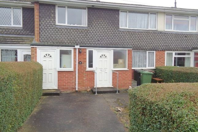 Thumbnail Terraced house for sale in Breedon Drive, Lincoln