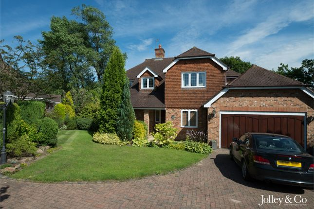 Thumbnail Detached house for sale in 16 Alders Road, Disley, Stockport, Cheshire