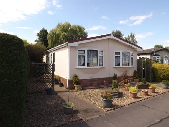 Thumbnail Bungalow for sale in Wallow Lane, Great Bricett, Ipswich