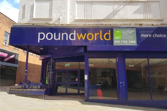 Thumbnail Retail premises to let in 44-46 Yorkshire Street, Rochdale, Lancashire
