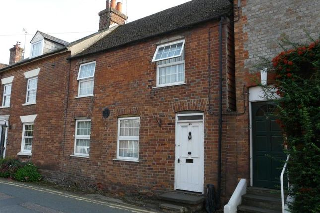 Thumbnail Cottage to rent in Church Street, Hungerford