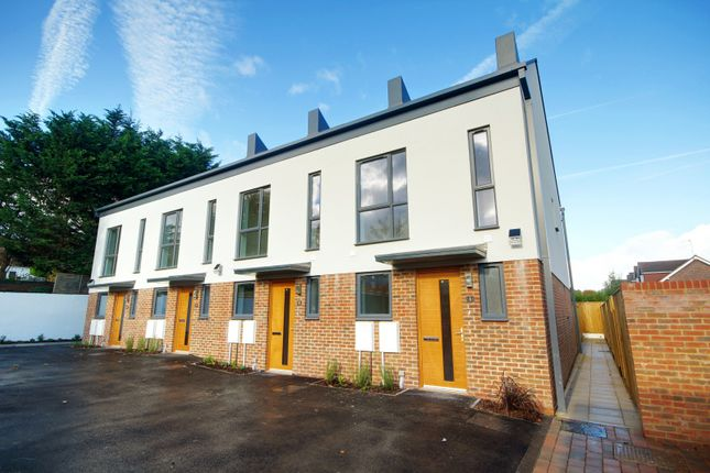 Thumbnail Town house to rent in Argyll Mews, Findon Road