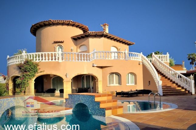 4 bed villa for sale in Playa, Playa, Oliva