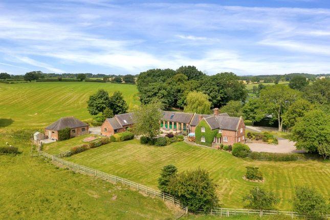 Thumbnail Detached house for sale in Rodsley, Ashbourne