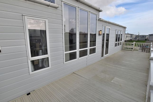 Decking of St. Osyth Beach Holiday Park, Clacton-On-Sea CO16