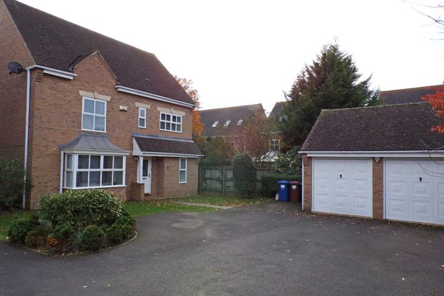 Thumbnail Detached house for sale in Fluellen Place, Bicester