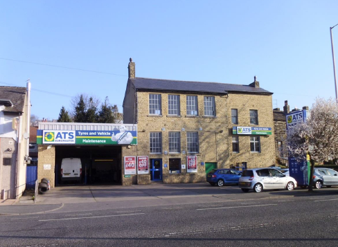 Thumbnail Industrial for sale in Bradford Road, Riddlesden, Keighley
