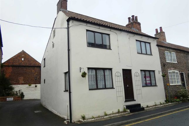 Thumbnail Cottage for sale in High Street, Burton-Upon-Stather, Scunthorpe