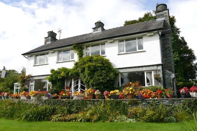 Thumbnail Detached house for sale in The Birches, Cornbirthwaite Road, Windermere