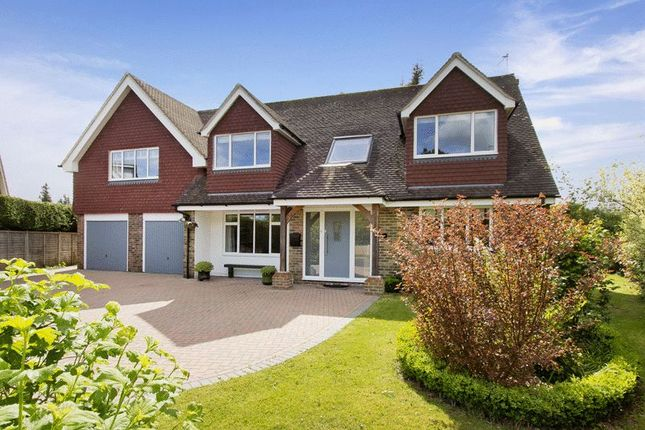 Thumbnail Detached house for sale in Wellesley Close, Crowborough