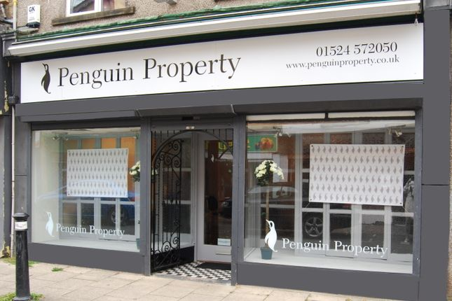 Thumbnail Retail premises for sale in Yorkshire Street, Morecambe
