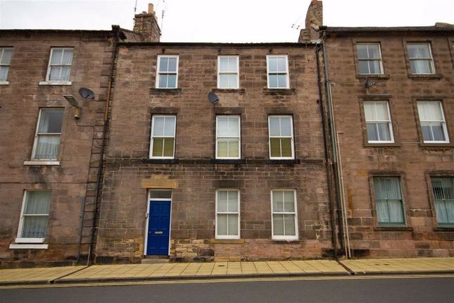 Thumbnail Flat for sale in Woolmarket, Berwick-Upon-Tweed, Northumberland