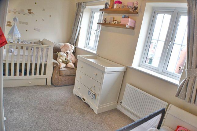 Bedroom Two of Edward Phipps Way, Haslington CW1
