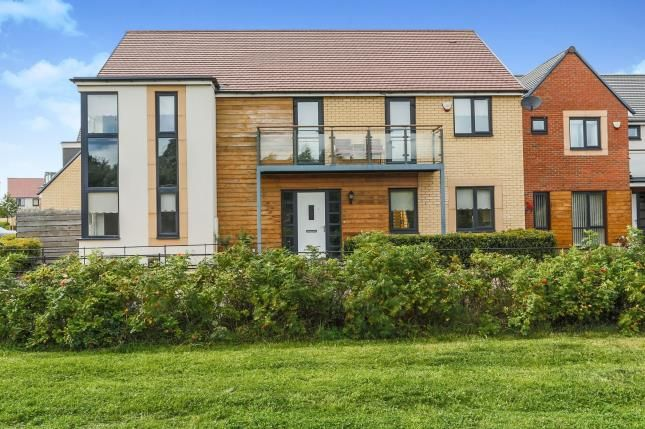 Thumbnail Detached house for sale in Abberwick Walk, Great Park, Gosforth, Tyne And Wear