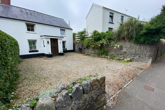 Thumbnail Cottage for sale in Manselfield Road, Murton, Swansea