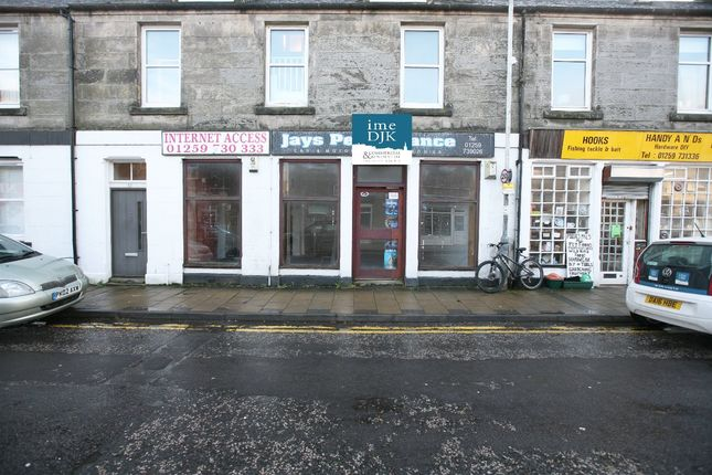 Thumbnail Commercial property to let in Elphinstone Street, Kincardine, Fife