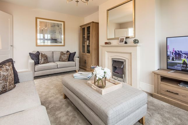 """4 bedroom detached house for sale in """"Marlow +"""" at Pentrebane Road, Fairwater, Cardiff"""