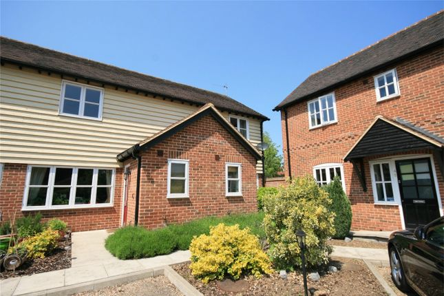 2 bed end terrace house for sale in 3 Old Stables, Bell Street, Sawbridgeworth, Herts CM21