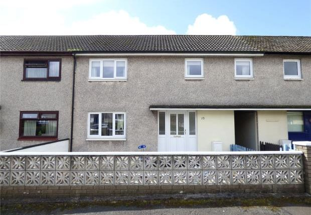 Thumbnail Terraced house for sale in Tasman Place, Eastriggs, Annan