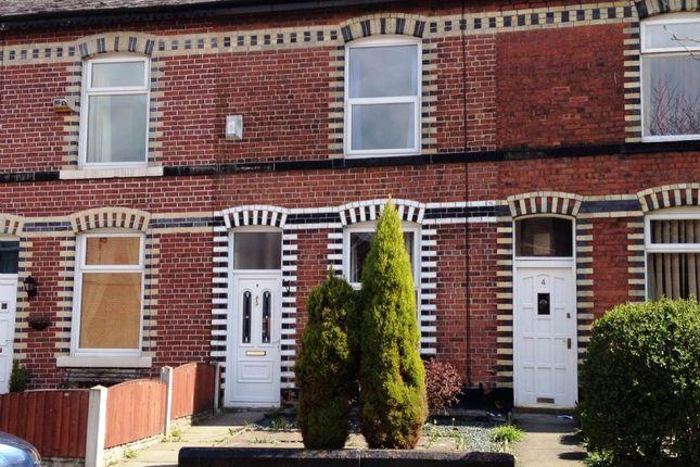Thumbnail Terraced house for sale in Hanson Street, Bury