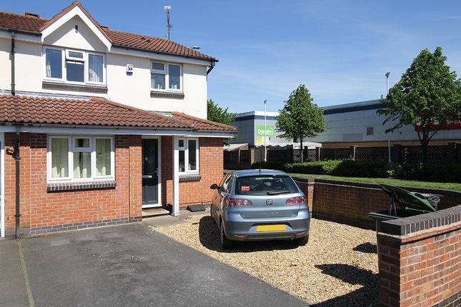 Thumbnail Property to rent in Speeds Pingle, Loughborough