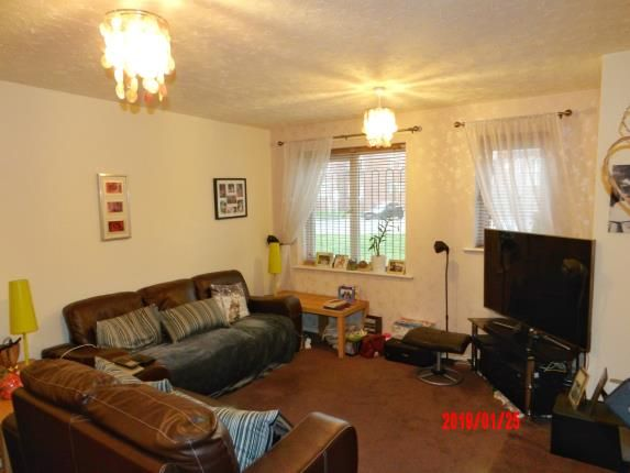 Living Room of Great Northern Point, Great Northern Road, Derby, Derbyshire DE1